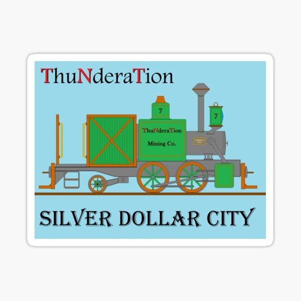 ThuNderaTion!!! Sticker