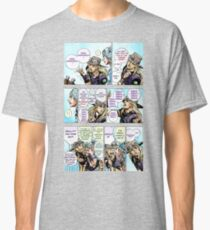 JoJo's Bizzare Adventure Cheese Song Classic T-Shirt