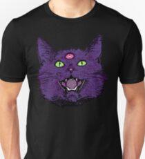 3rd eye kitty Unisex T-Shirt