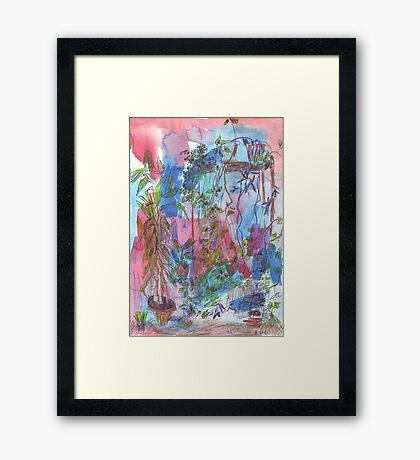 Sunroom Framed Print