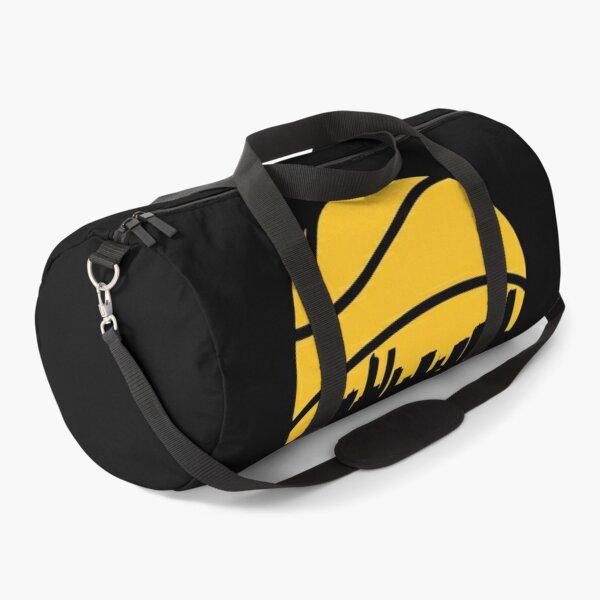Retro Nuggets Basketball Denver City Skyline Classic T-Shirt Duffle Bag