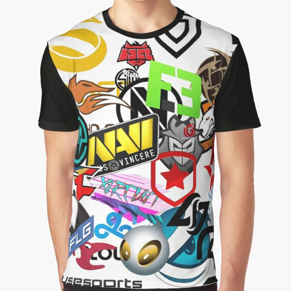 Counter-Strike Legends Graphic T-Shirt