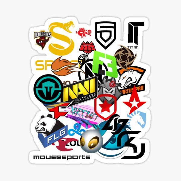 Légendes de Counter-Strike Sticker