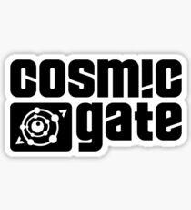 cosmic gate Sticker