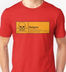 Danger Religion T-Shirt