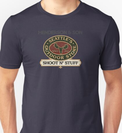 Seattle's Outdoor Store T-Shirt