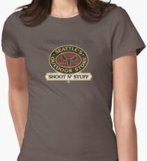 Seattle's Outdoor Store Women's Fitted T-Shirt