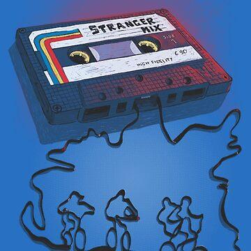 Stranger Mix by studiofryingpan