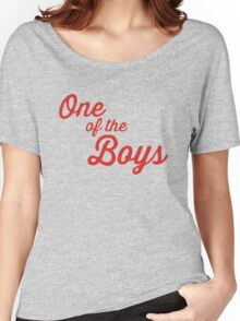 One of the Boys Ghostbusters Women's Relaxed Fit T-Shirt