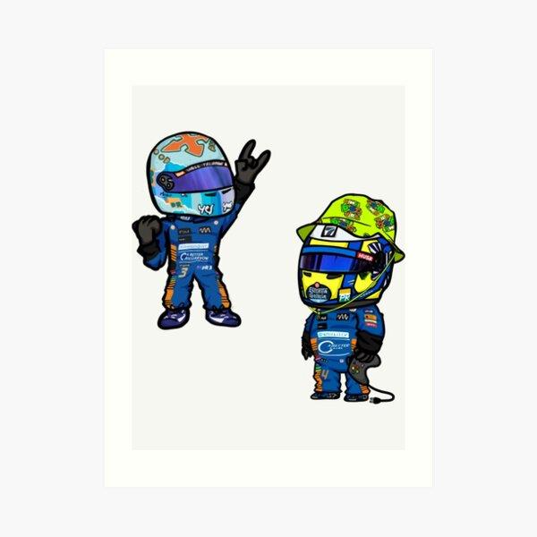 Team Papaya Bros  Perfect Gift   Bros gift Art Print