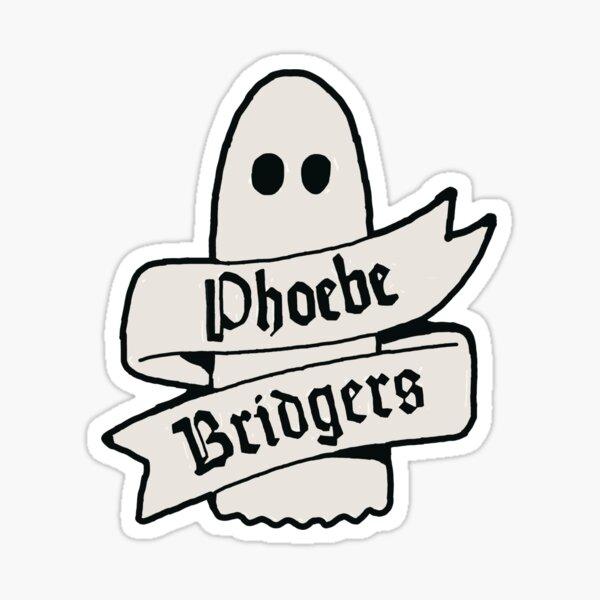 Phoebe Bridgers Sticker Sticker