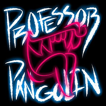 Professor Pangolin - Blue Book by 8bitmonkey