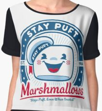 Marshmallows Chiffon Top