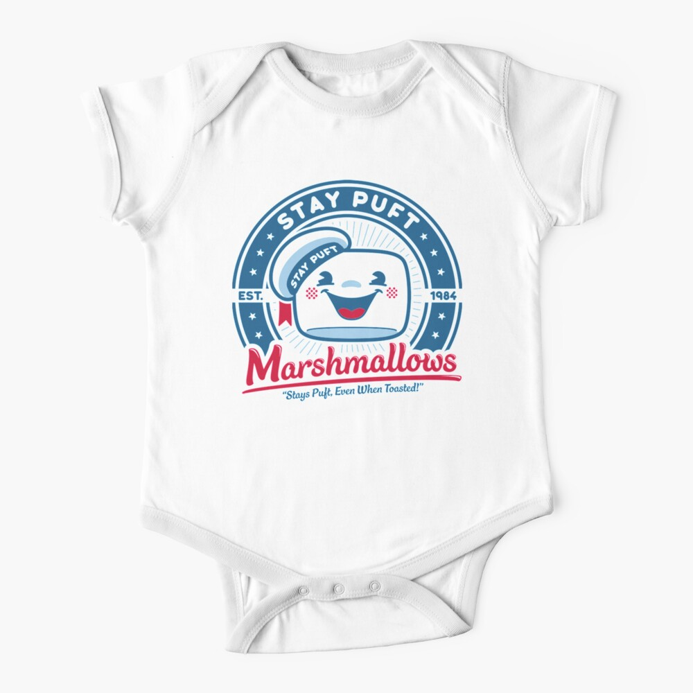 Marshmallows Baby One-Piece
