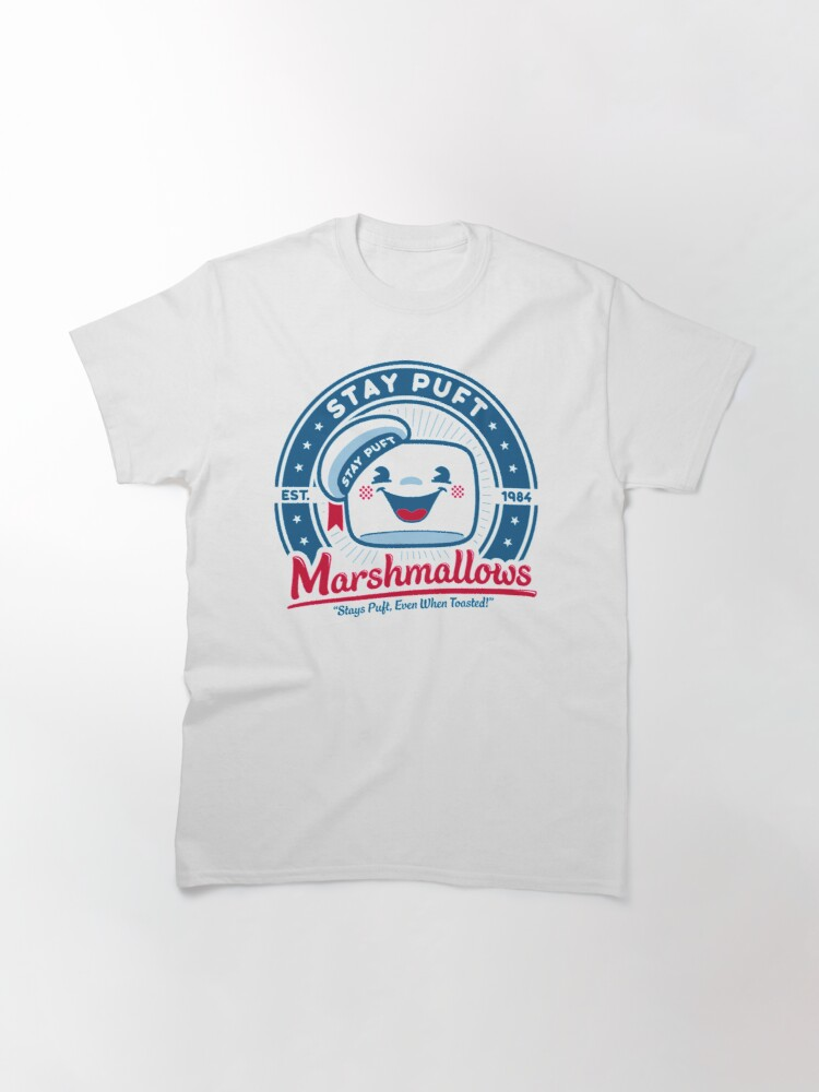 Alternate view of Marshmallows Classic T-Shirt