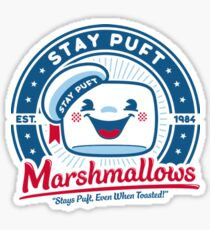 Marshmallows Sticker