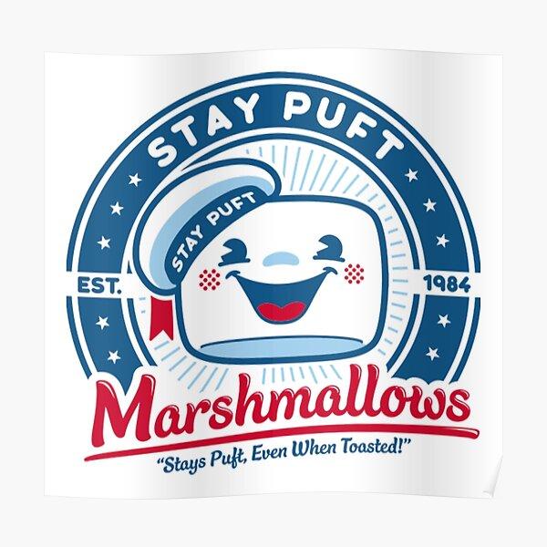Marshmallows Poster