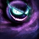 A wild Gastly appears! by Matanor