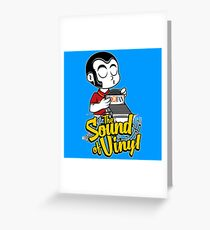 Trojan Records : The Sound Of Vinyl Greeting Card