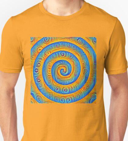 #DeepDreamed Swirl T-Shirt