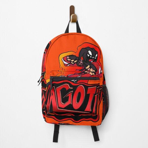 AGOTI fnf mod character Graffiti Backpack