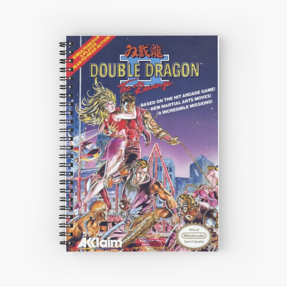 double dragon 2 arcade moves