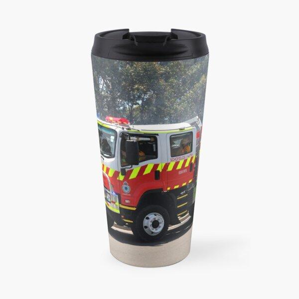 Schofields 1 Alpha - New South Wales Rural Fire Service Travel Mug