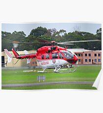 Rescue 22 - EC145 Poster