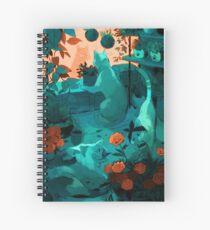 Small flower shop Spiral Notebook