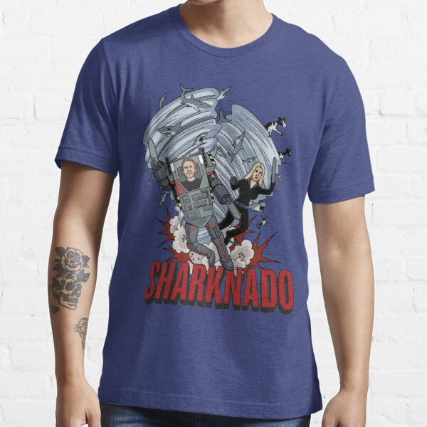 Shark Heroes Essential T-Shirt