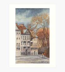 Sofijiwka, Lwow Art Print