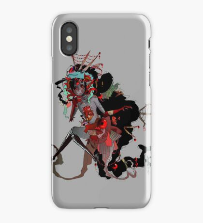 Cluttered iPhone Case/Skin