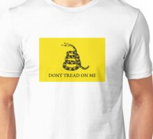Dont tread on me Unisex T-Shirt