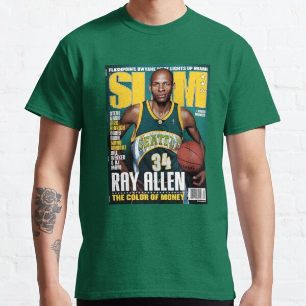 Ray Allen Slam Classic T-Shirt