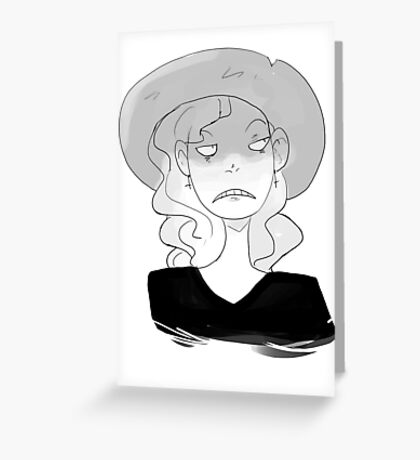 Sunhats are great Greeting Card