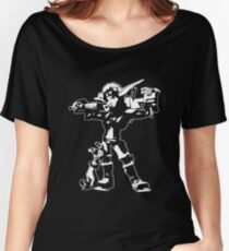 Jak and Daxter - Jak 2 White Silhouette Women's Relaxed Fit T-Shirt