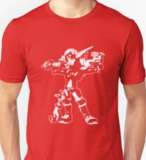 Jak and Daxter - Jak 2 White Silhouette T-Shirt