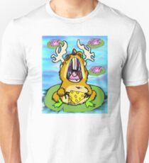 Hopping Moose Mouse Unisex T-Shirt