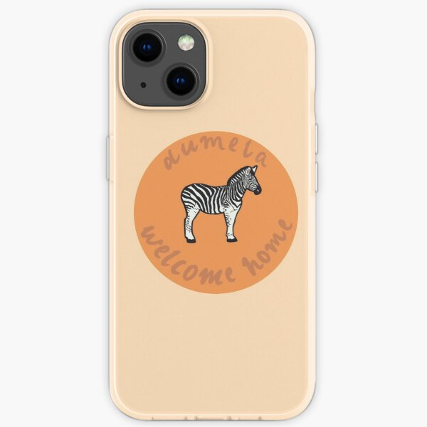 Dumela - Welcome Home iPhone Soft Case
