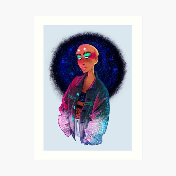 Nebulosa Art Print