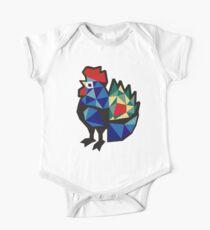 Polish Folk Rooster Kids Clothes
