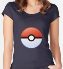 pokémon Women's Fitted Scoop T-Shirt