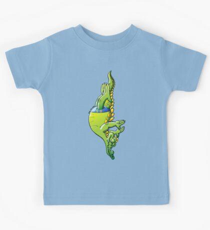Diving Crocodile Kids Clothes