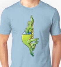Diving Crocodile Unisex T-Shirt