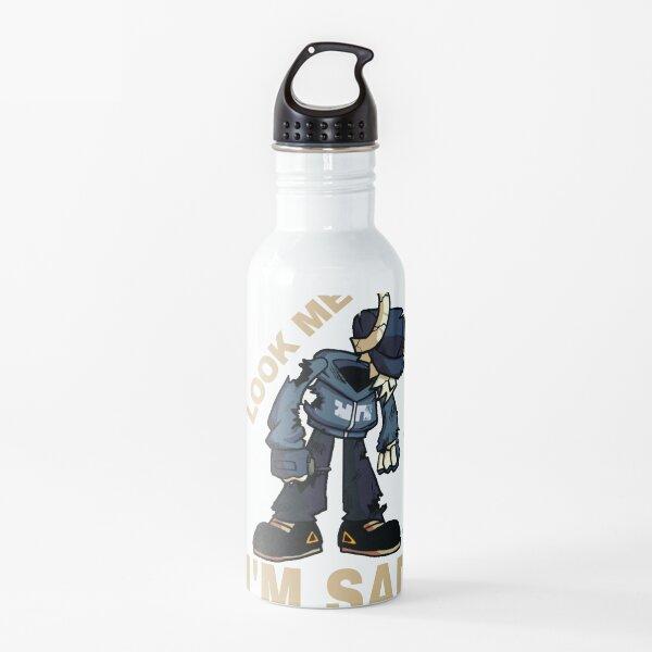 Tabi FRIDAY NIGHT FUNKIN look me i sad  Water Bottle