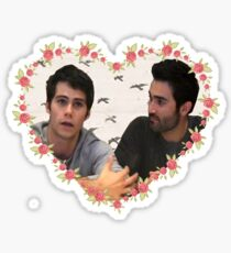 Sterek [Heart] III Sticker