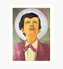 St Dominic Savio of Italy 2 Art Print