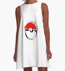 Pokemon Go A-Line Dress