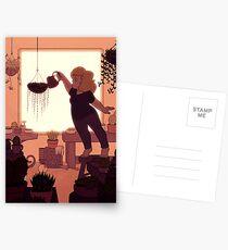 succulentes Cartes postales