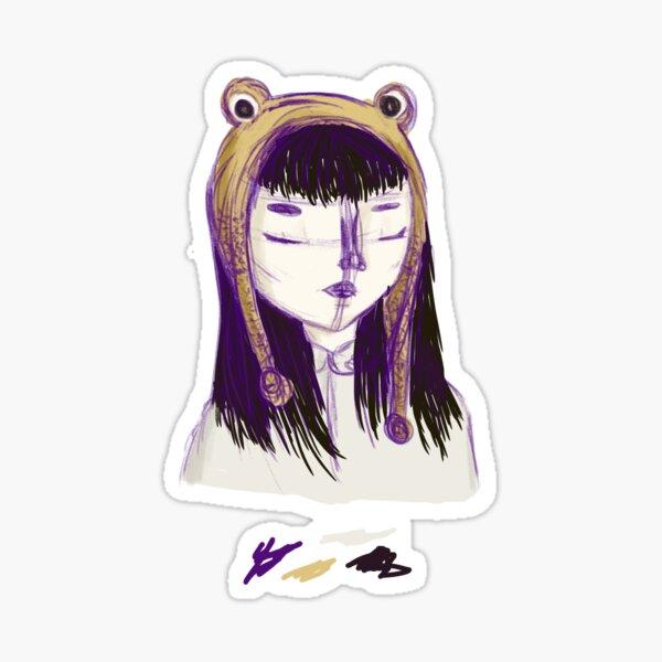 Goblincore Aesthetics Sticker